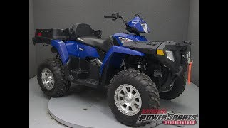 10. 2007  POLARIS  SPORTSMAN 800 X2  - National Powersports Distributors