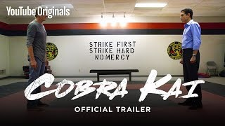 Video Official Cobra Kai Trailer - The Karate Kid saga continues MP3, 3GP, MP4, WEBM, AVI, FLV Januari 2019