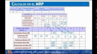 Umh1798 2012-13 Lec52 Técnicas De Cálculo MRP