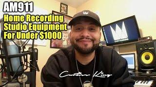 Video Home Studio Recording Equipment For Under $1000 MP3, 3GP, MP4, WEBM, AVI, FLV Juli 2018