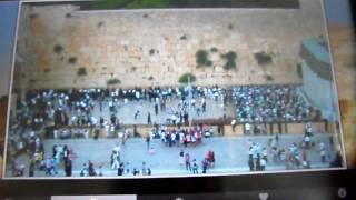 @TheKotel Prayers to Jerusalem YouTube video