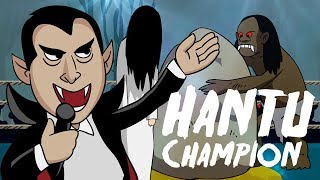 Download Video Hantu Champion - Kartun Horor Lucu MP3 3GP MP4