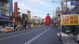 Kenting Taiwan  City pictures : Walking tour Kenting main street Kenting Taiwan 台灣 墾丁 墾丁大街