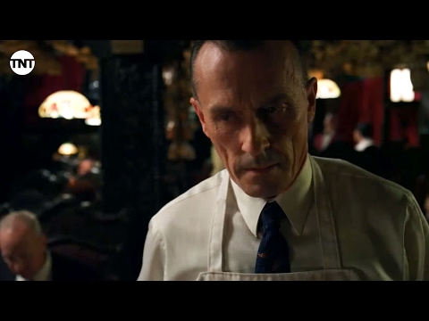 Robert Knepper - Here's your cheese, lady | Mob City | TNT