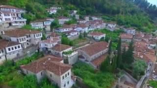 Berat, ville classée patrimoine mondial de l'UNESCO