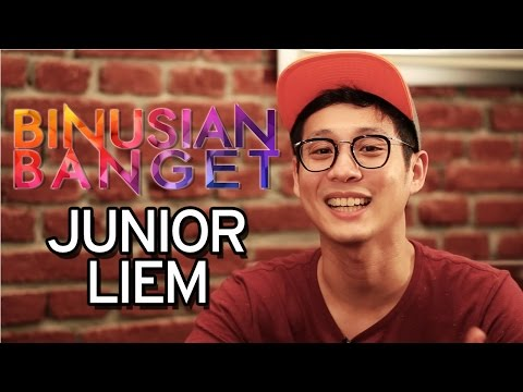 BINUSIAN BANGET – Junior Liem – Strategic Marketing Postgraduate Student