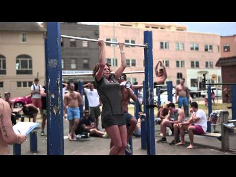 Bar Brutes Women's Pull up