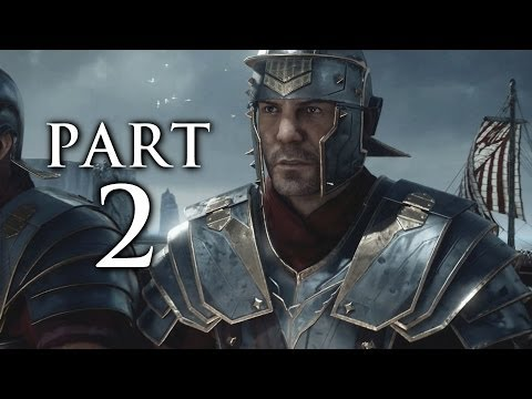 ryse son of rome xbox one gameplay