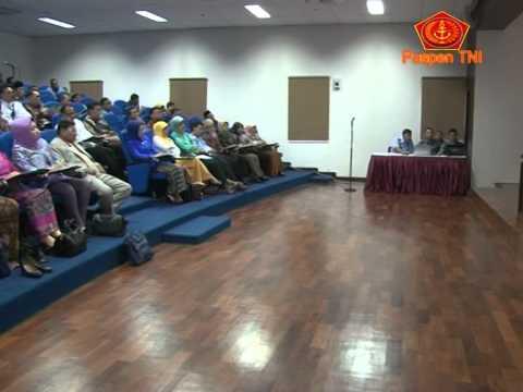 Panglima TNI Bekali Wawasan Kebangsaan Anggota DPD RI