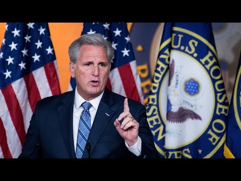 """McCarthy: """"Tell me one thing in there that is impeachable"""""""