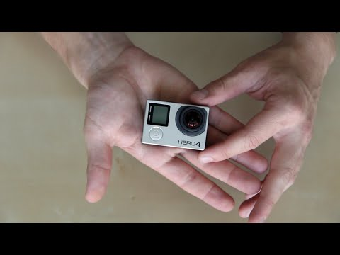 Unboxing: GoPro Hero 4 (Black Edition)