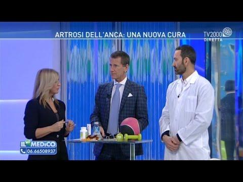Artrosi all'anca: una nuova cura