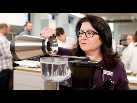 Why America's Test Kitchen Calls the Technivorm Moccamaster the Best Automatic Drip Coffee Maker
