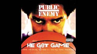 Public Enemy - He Got Game ft. Stephen Stills