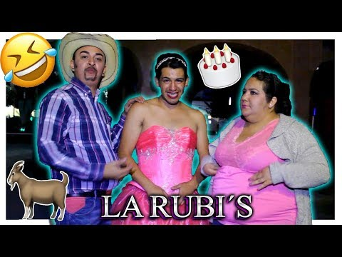 LOS XV AÑOS DE RUBÍ 🤠👧🏻👩🏼🐐(Parodia) | Yovani Zérimar