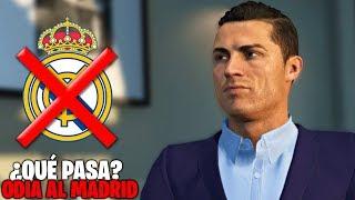 Ronaldo NO QUIERE VOLVER al Madrid... MODO CARRERA
