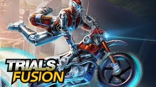 Trials Fusion Deutsch PS4 - Wipeout 4, Haunted Hallows II - Let's Play Trials Fusion Gameplay German