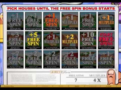 Prime Property Slot 7 Free Spins at 4x Multiplier