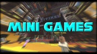 -•- LIVE STREAM -- Minecraft: MiniGames -- LIVE STREAM -•-