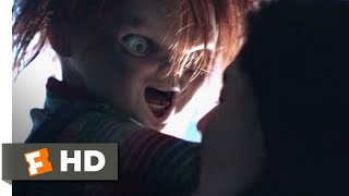 Nonton Cult of Chucky (2017) - Giving Mommy a Hand Scene (5/10) | Movieclips Film Subtitle Indonesia Streaming Movie Download