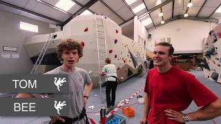 Behind the set: Chimera by Arch Climbing