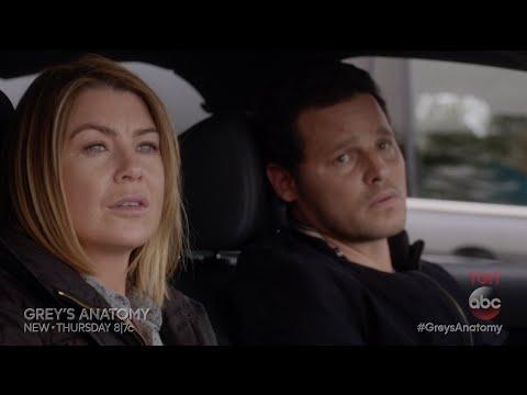 Grey's Anatomy 12.09 (Clip)
