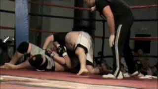 Ben Cruz fight night