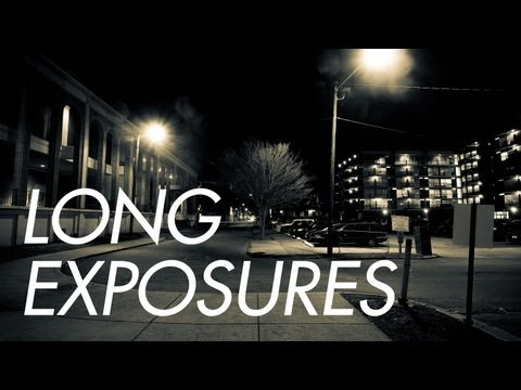 Long Exposure Photography at Night