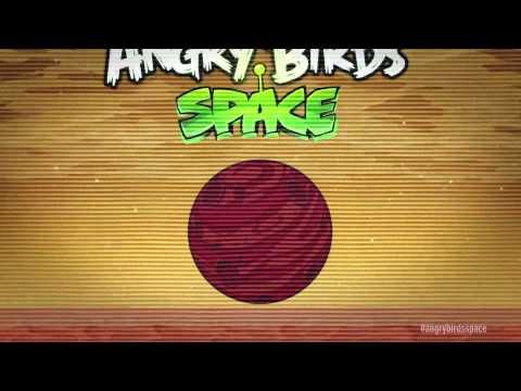 0 Rovio muestra un teaser de la próxima actualización de Angry Birds Space: Red Planet