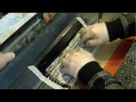 comment reparer carrosserie