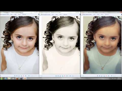 How to Edit Kids Portrait in Lightroom 3? Learn to sharpen eyes, soften skin using Adjustment Brush