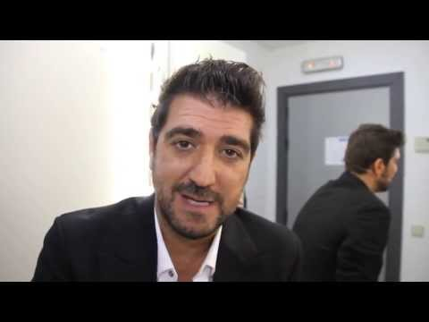 La Voz España: Antonio Orozco jugador de Volley
