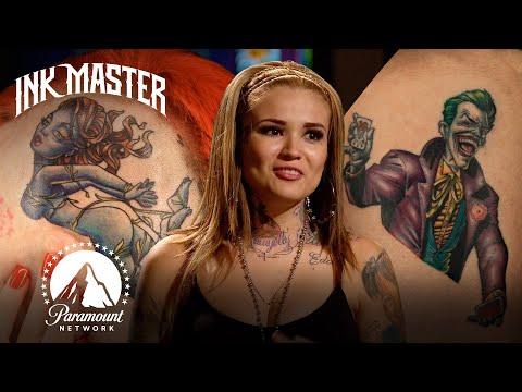 Every Tatu Baby Tattoo (Season 3) | Ink Master