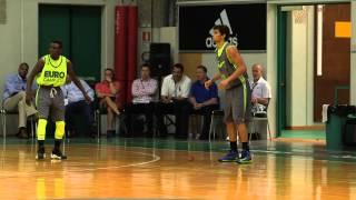 Oleksandr Lypovyy adidas EuroCamp highlights