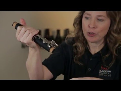 How to Assemble Your Clarinet Properly | Backun Educator Series