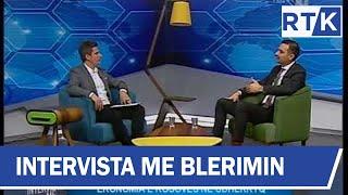 Intervista me Blerimin - Ekonomia e Kosovës në udhëkryq 13.03.2018
