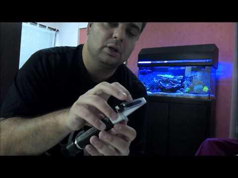 Como usar um Refratômetro
