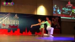 MELİSA&CEM SALSA SHOW | 2. ANKARA DANCE FESTIVAL