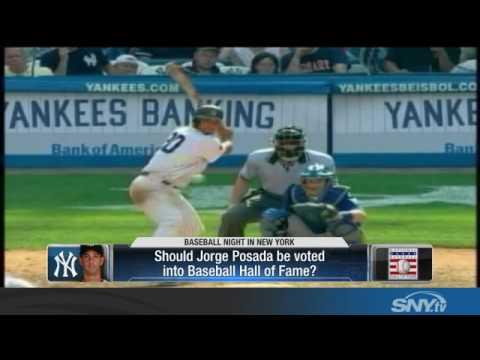 Video: Is Jorge Posada worthy of the Baseball Hall of Fame?