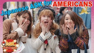 Video WHY AMERICA?!? Questions JAPANESE want to ask AMERICANS MP3, 3GP, MP4, WEBM, AVI, FLV Agustus 2018
