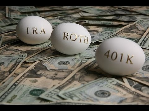 401K - http://www.subjectmoney.com http://www.subjectmoney.com/articledisplay.php?title=Saving%20for%20Retirement:%20Roth%20IRA%20vs%20Traditional%20IRA This is a v...