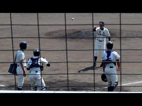 PL学園 シートノック(2010夏・履正社戦)