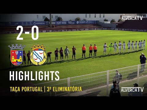Highlitghts Torreense 2-0 FC Alverca