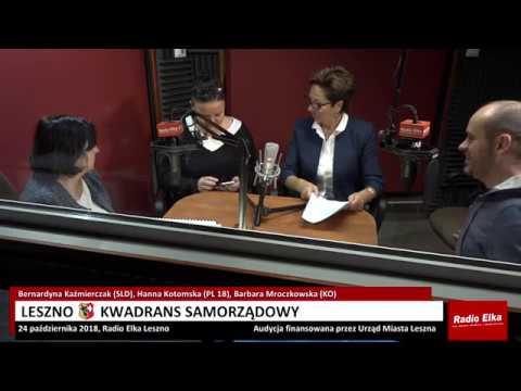 Wideo1: Leszno Kwadrans Samorządowy 38/2018