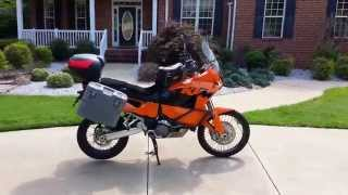 3. For Sale - KTM 950 Adventure - Bags Mounted
