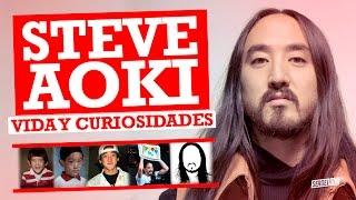 Video STEVE AOKI: Vida y Curiosidades. download in MP3, 3GP, MP4, WEBM, AVI, FLV Februari 2017