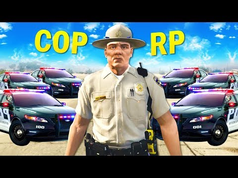 THE WORST COPS - GTA 5 RP Funny Moments