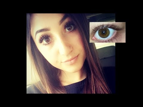 Brown To Green Eyes:  [week 1] Subliminal Messages & Biokenesis