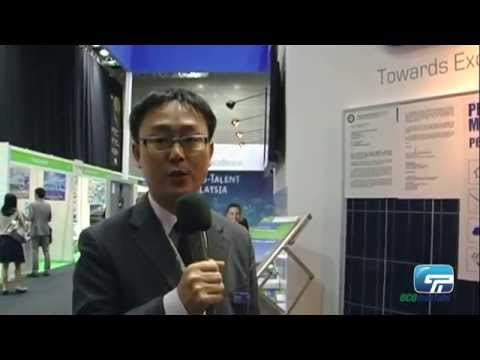 ET Solar Energy : Promelight Solar Module - Self-Cleaning Glass, High Conversion & Low Irradiation