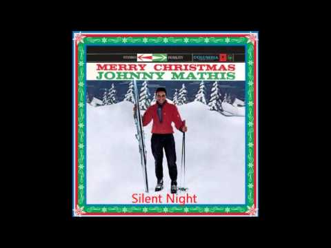 Tekst piosenki Johnny Mathis - Silent Night po polsku